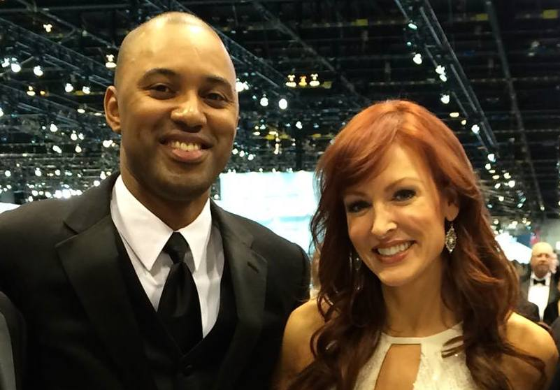 Demetrius Ivory and Erin McElroy