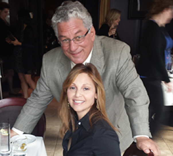 John Kass and Lauren Cohn