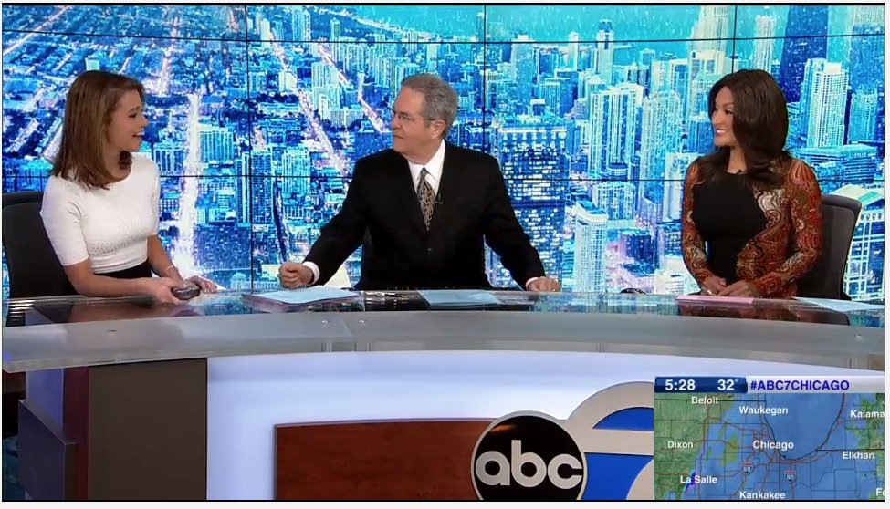 Cheryl Scott, Ron Magers and Cheryl Burton (ABC 7, February 24, 2016)