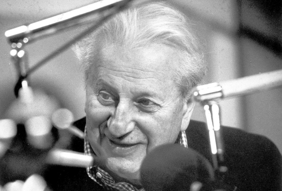 Studs Terkel (Photo: Christopher Walker)