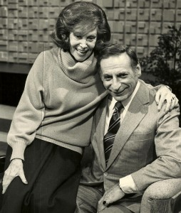 Essee and Irv Kupcinet