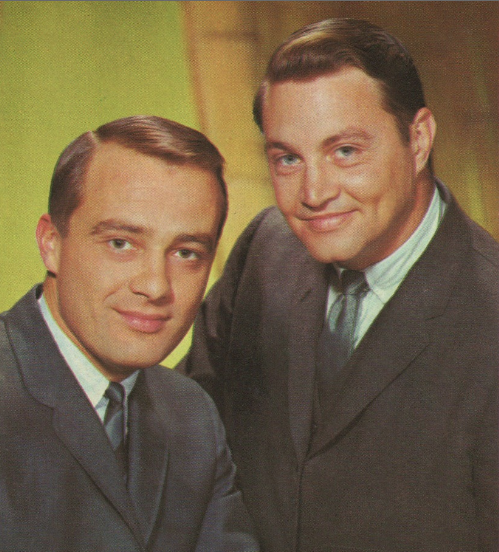 Gary Park and Jim Ruddle WGN (1965) Chicago's first dual anchor team