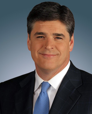 Sean Hannity 6 to 9 p.m.