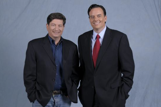 5. (tie) Bruce Wolf and Dan Proft WLS AM 890 (3.8 share)