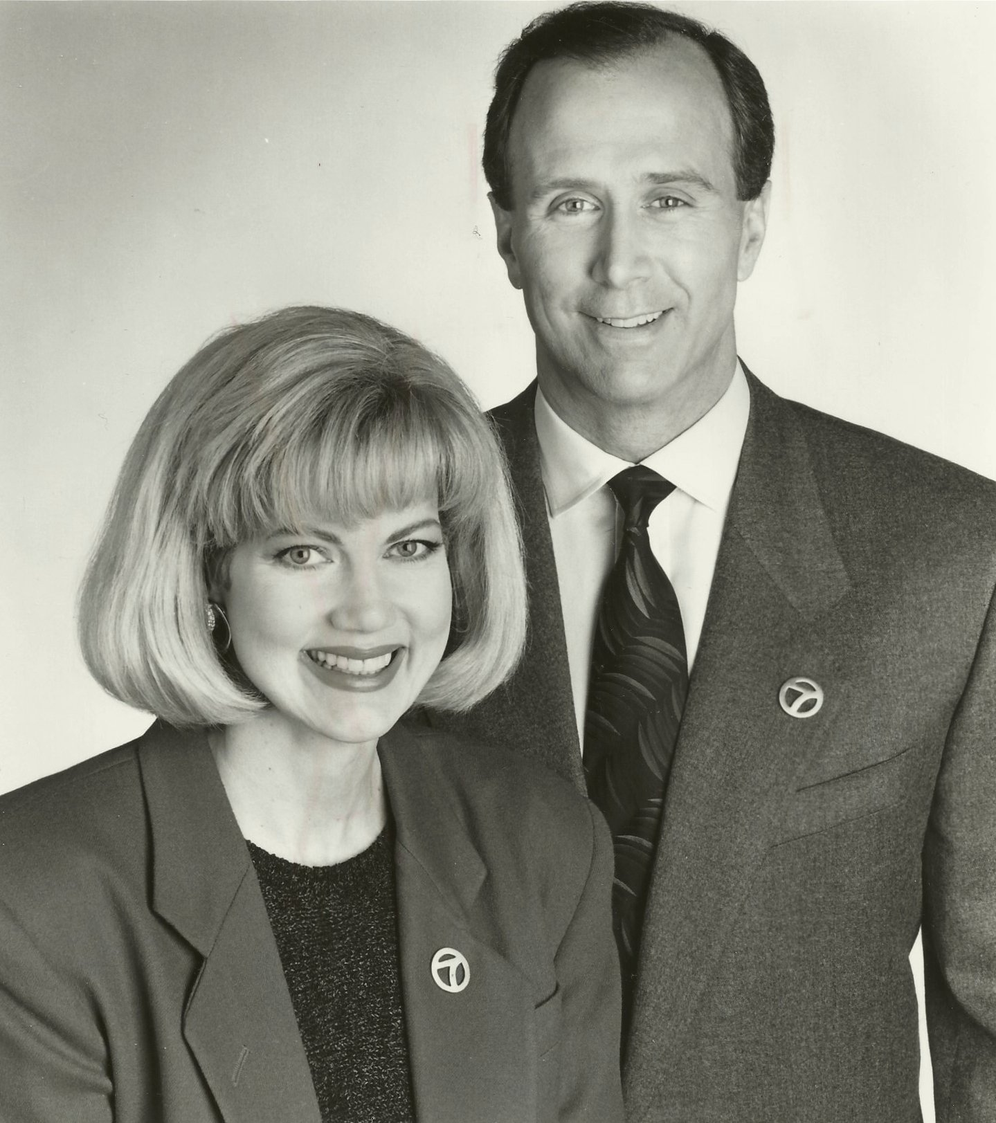 Janet Davies and Steve Deshler