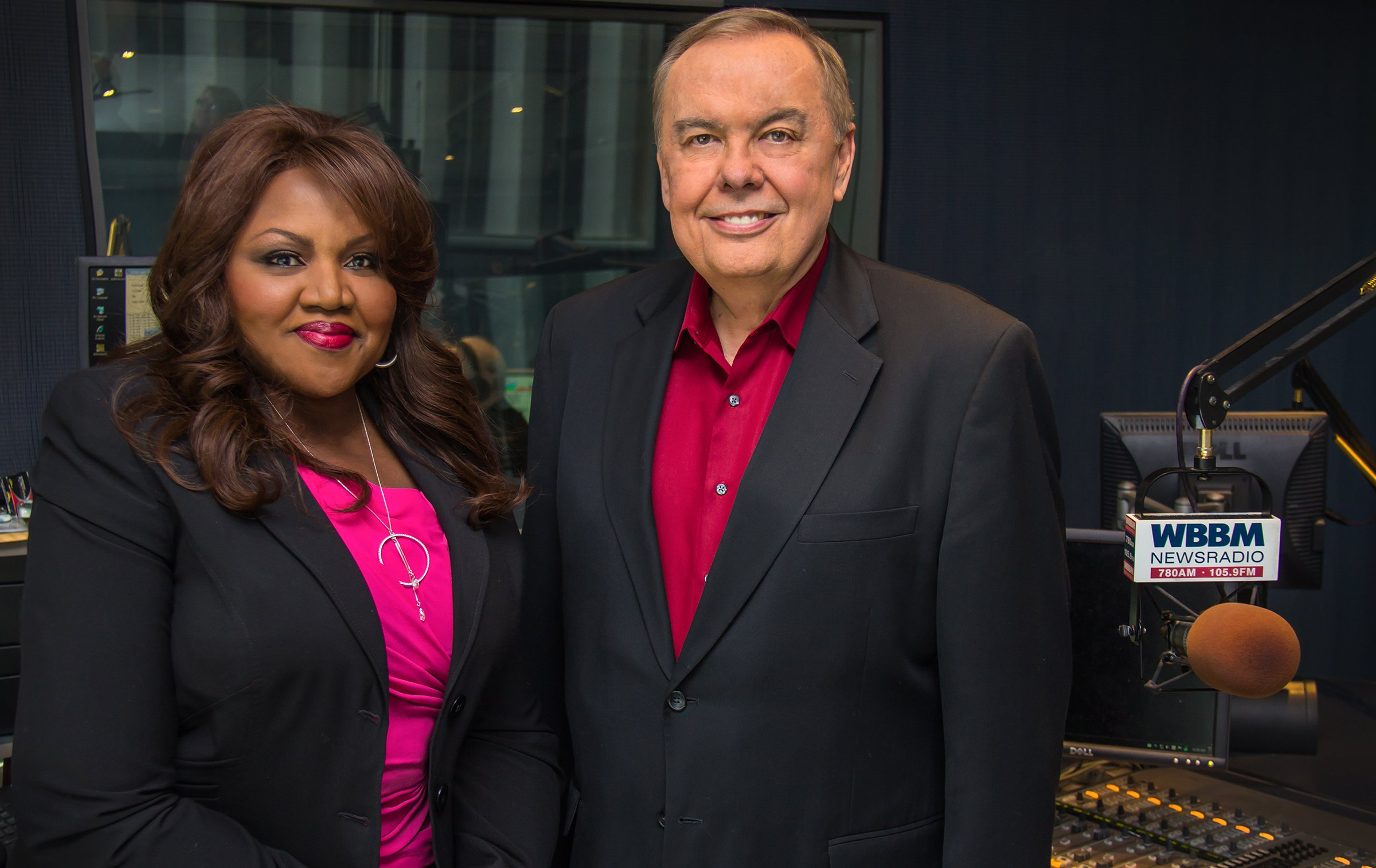 1. Felicia Middlebrooks and Pat Cassidy WBBM AM 780/WCFS FM 105.9 (7.1 share)