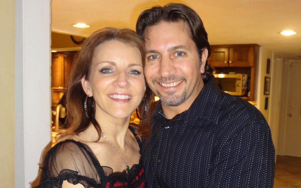 Kathy Hart and Billy Baruth