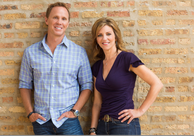 2. Eric Ferguson and Kathy Hart WTMX FM 101.9 (5.4 share)