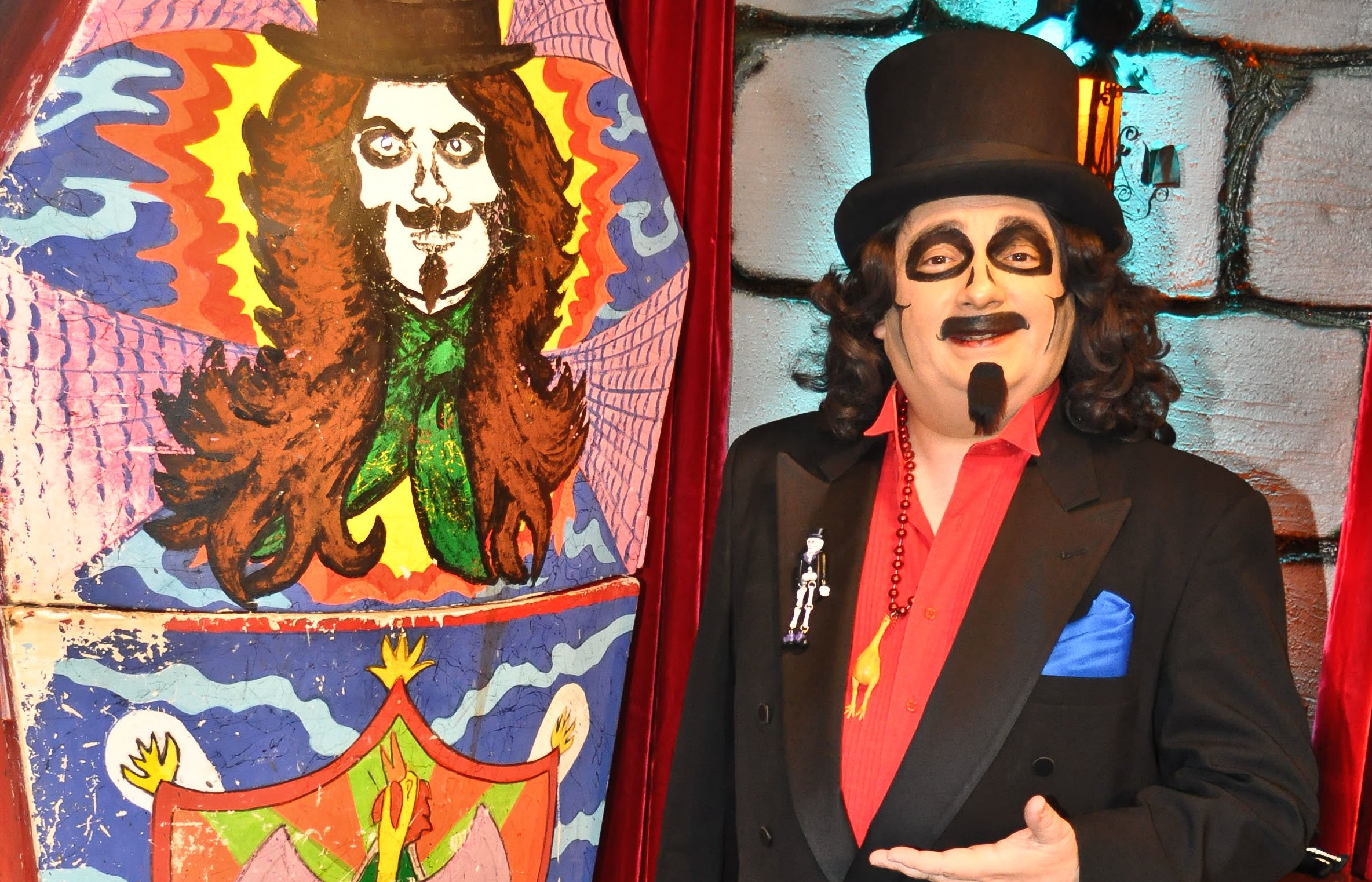 5. Broadcast museum to honor Rich 'Svengoolie' Koz