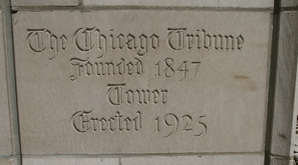 4. A new day at Tribune Tower
