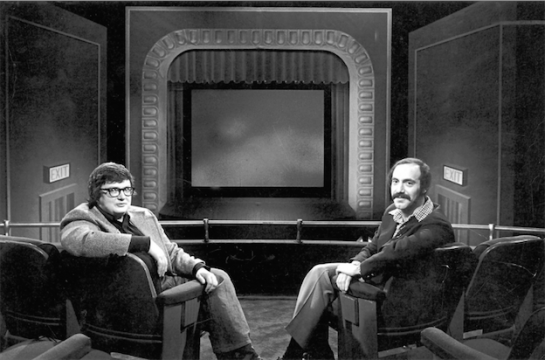 7. Opening Soon at a Theater Near You (September 4, 1975) Ambitions were modest when a couple of Chicago newspapermen sat before WTTW-TV cameras to host a local public TV show about the movies. Two thumbs up later, Roger Ebert and Gene Siskel elevated film criticism to a national pastime and became the most powerful and famous critics in America.