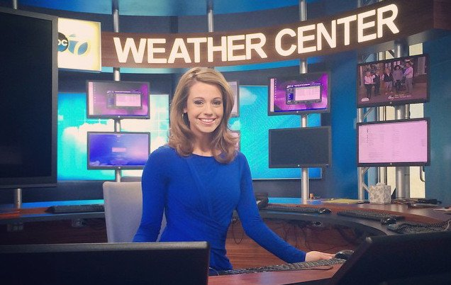 Cheryl Scott takes over afternoon weather on ABC 7