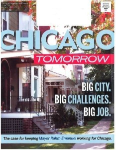 Emanuel campaign mailing