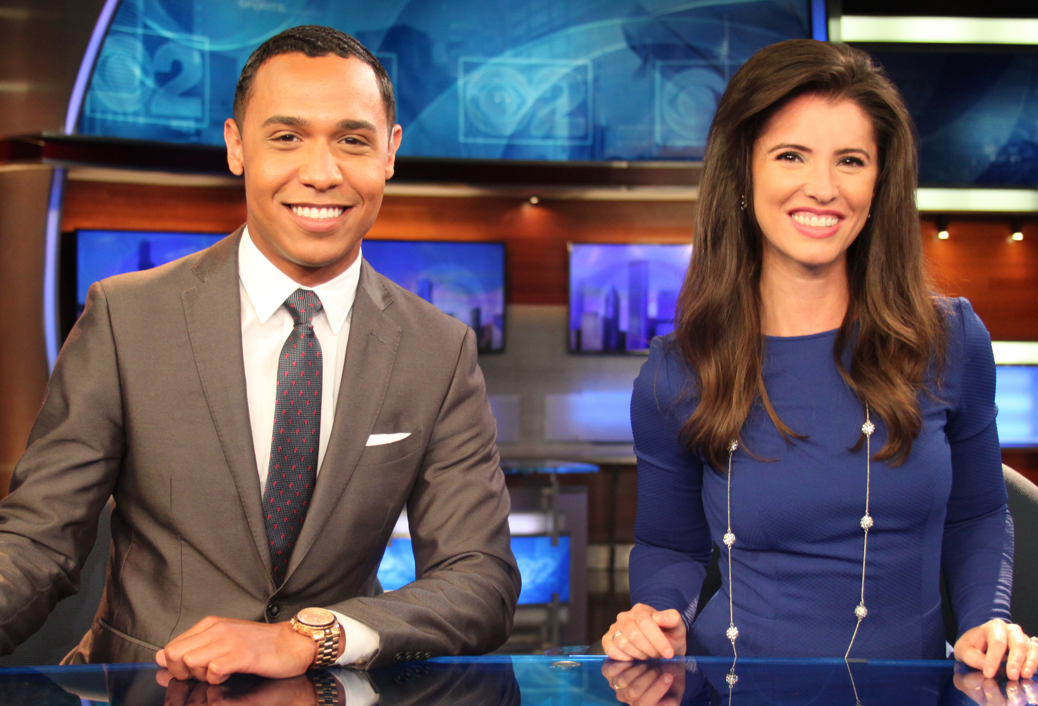 Another morning anchor joins CBS 2