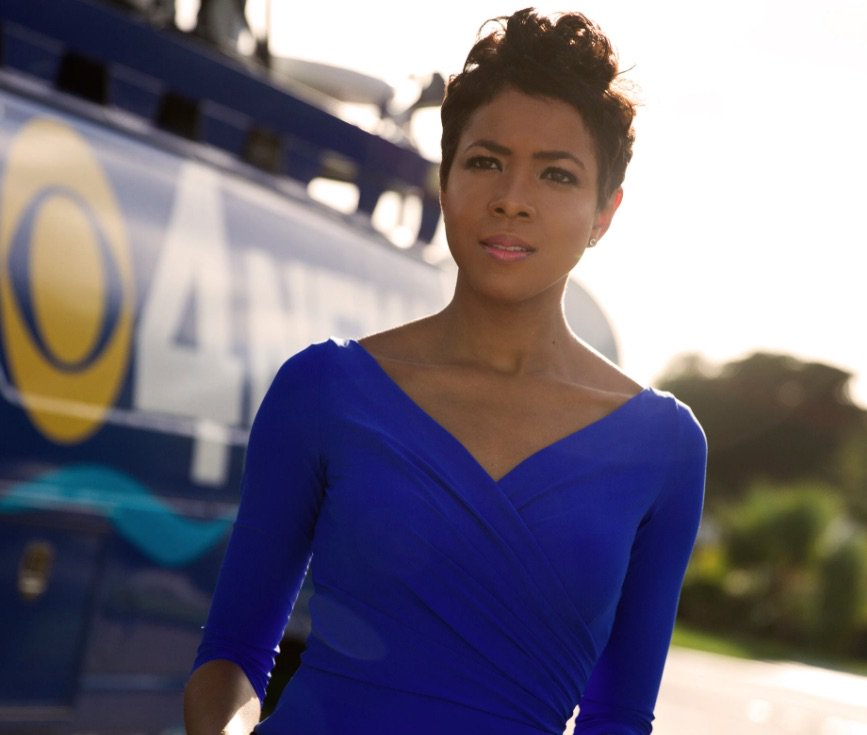 Cbs 2 Bets On Anchor Irika Sargent