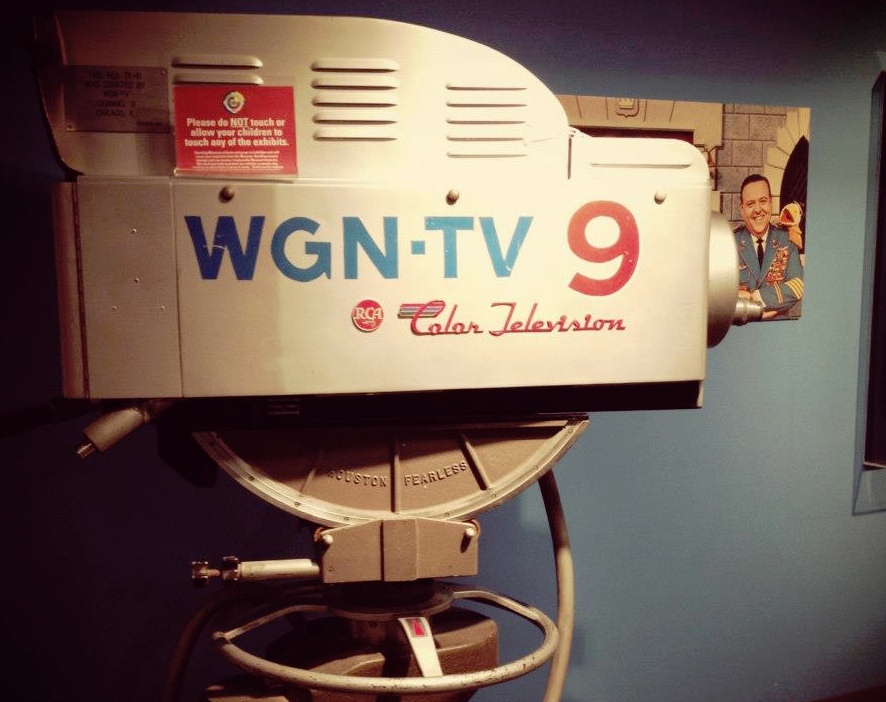 WGN (Photo: Museum of Broadcast Communications)
