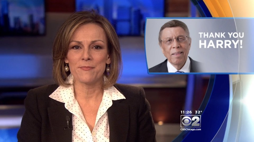 Harry Porterfield Cbs 2 Retirement Means You Re Fired