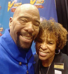 Doug Banks and Bonnie DeShong (April 8, 2016)