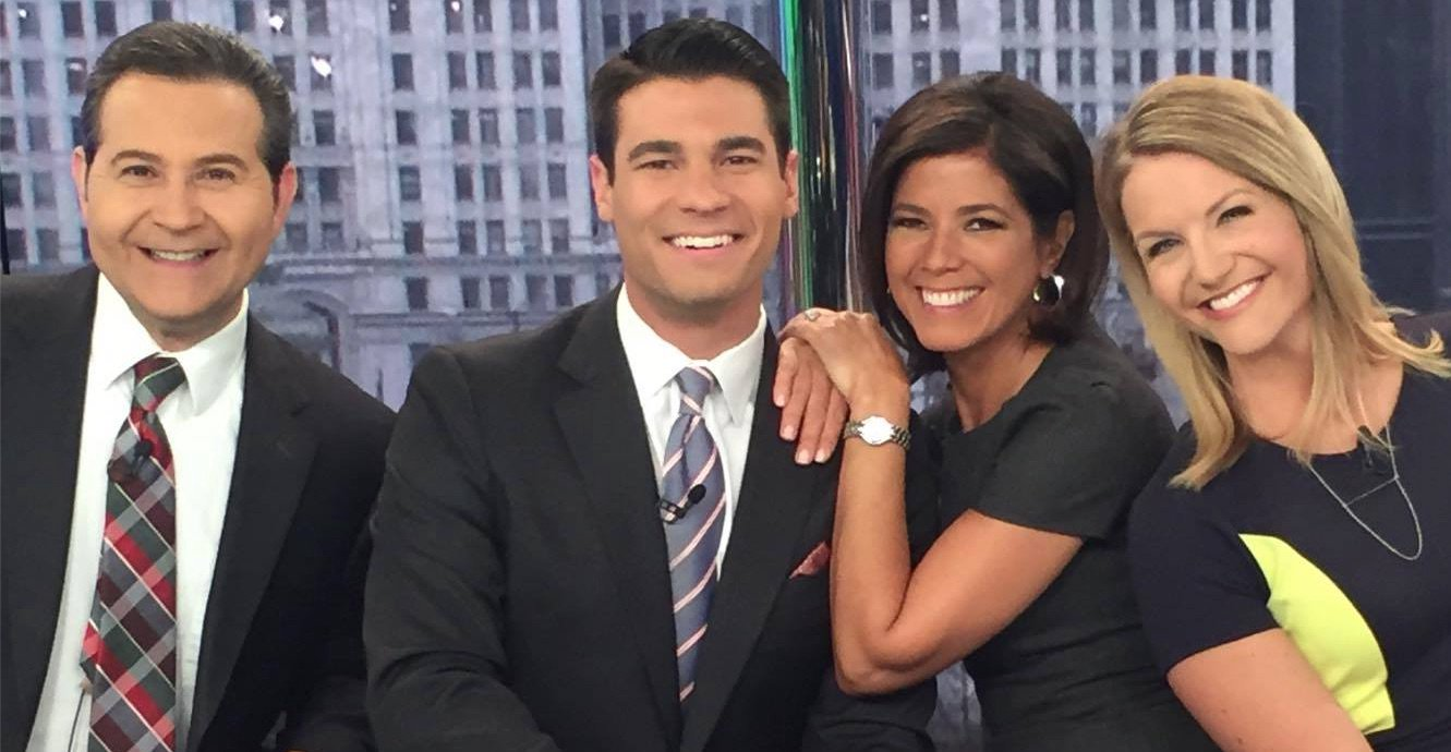 NBC 5 promotes Alex Maragos to morning co-anchor