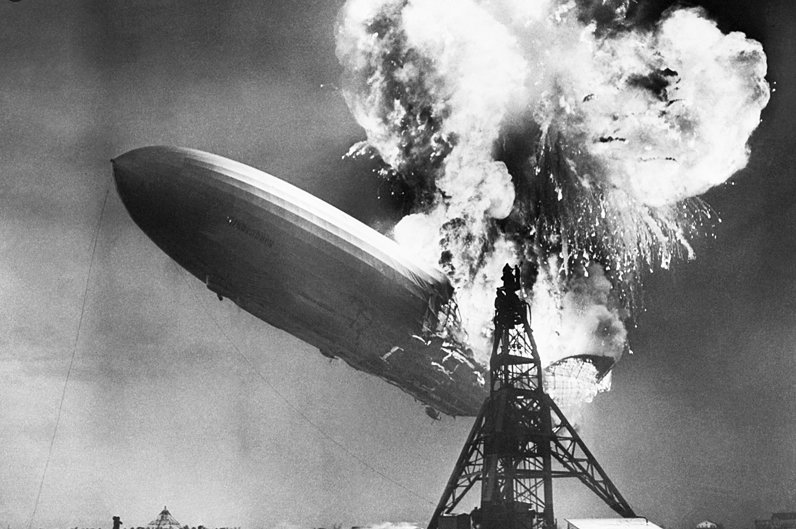 The Hindenburg (1937)