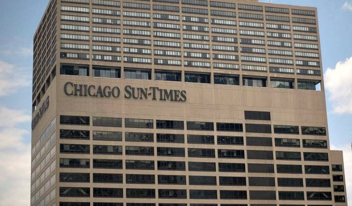 Tribune owner tronc moves to buy Sun-Times