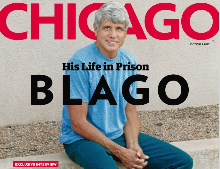 robservations how chicago magazine scored blago cover