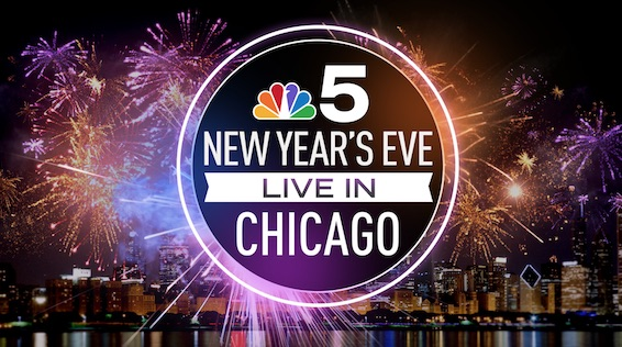 New year in chicago live webcam