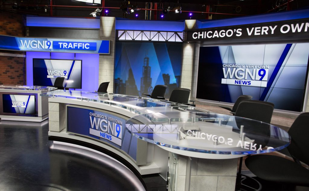 Chicago's Very Own' in peril: WGN tries to keep a lid on