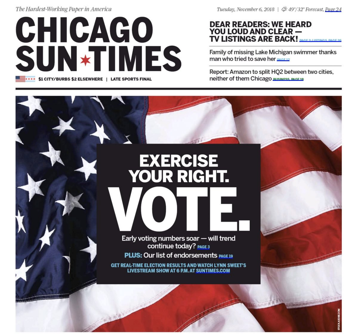 illinois 2018 election results chicago suntimes - HD 1200×1119
