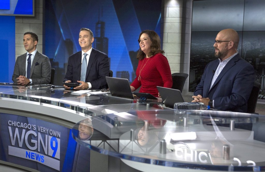 Robservations: 'WGN Morning News' rises and shines in