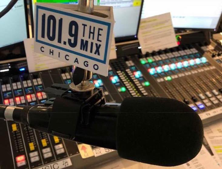 Chicago radio ratings: The Mix moves up to the top - Robert
