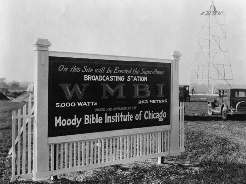 Robservations: Moody Bible Institute selling AM radio